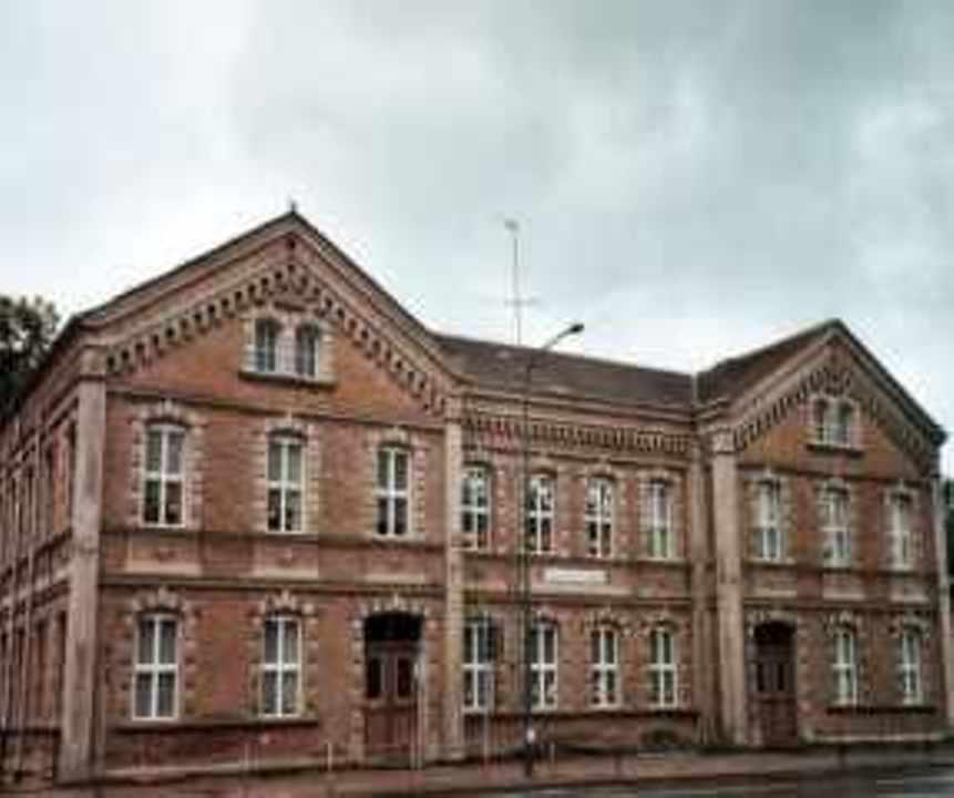 die ehemalige Fritz-Reuter-Schule